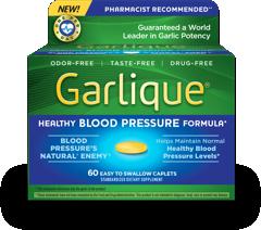 Garlique Blood Pressure product shot